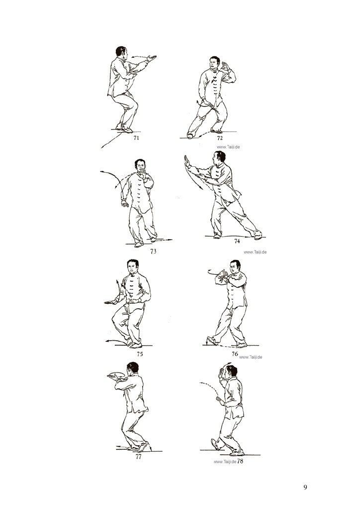 Tai Chi Yang 42 Movement Form