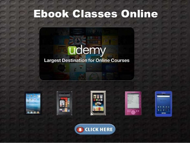 Ebook Classes Online