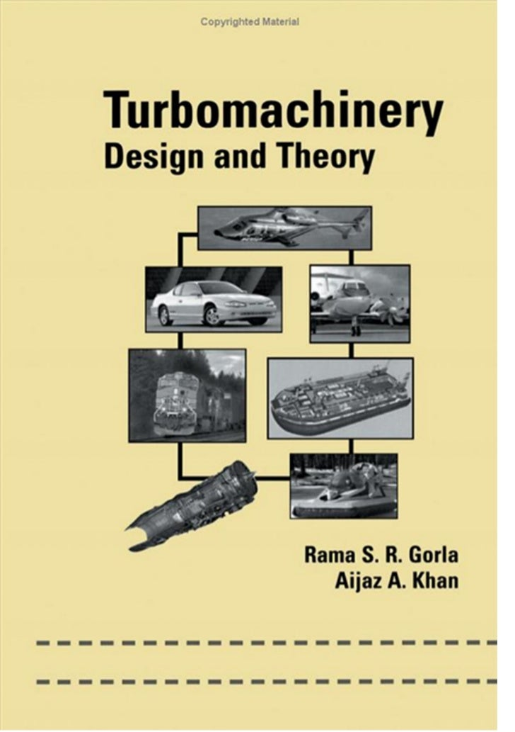 Turbomachinery                                     Design and Theory                                                      ...