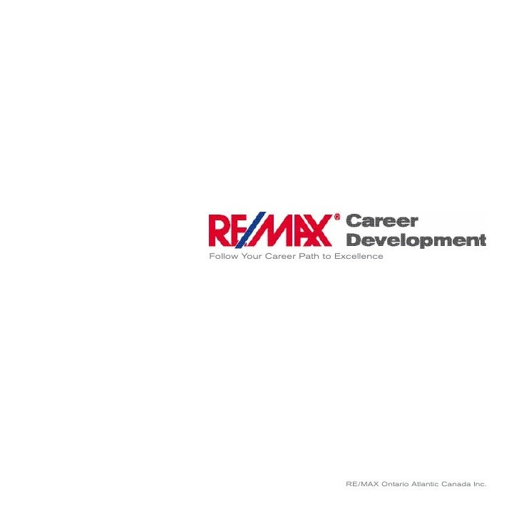 Your Career With RE/MAX