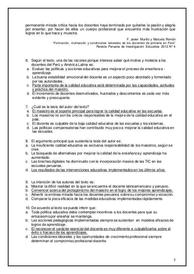 Examen de contrato docente ebr inicial 2014 for Prueba docente 2016