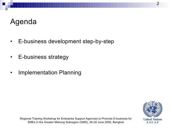 How to do business development plan