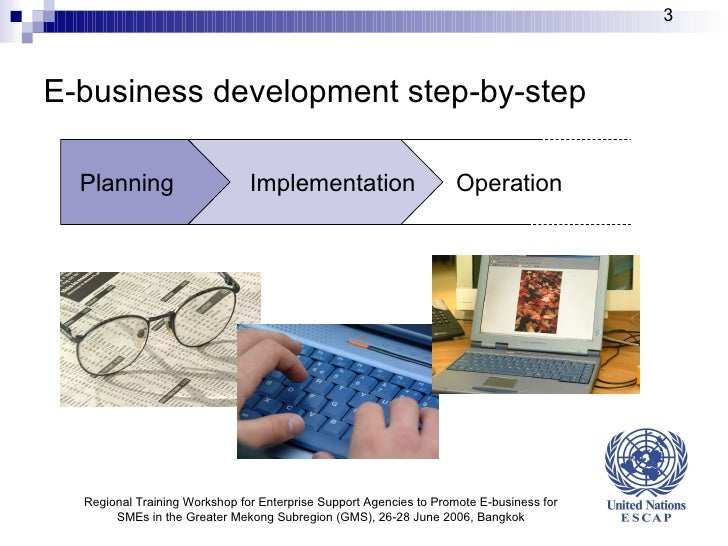 develop and implement business plan