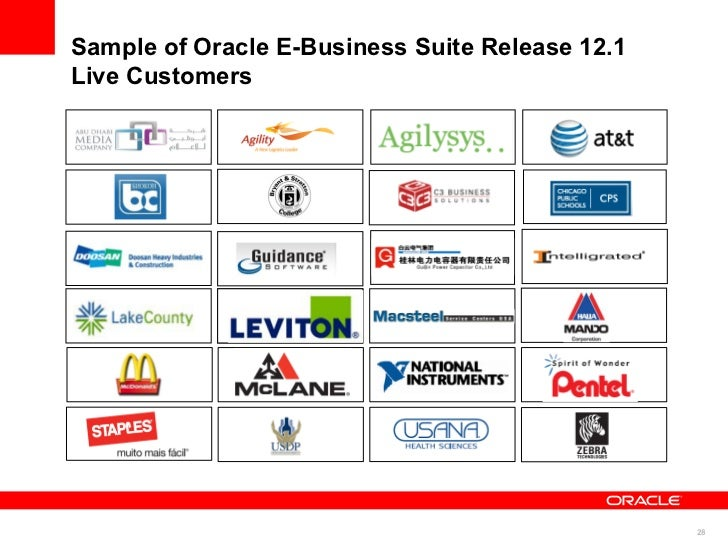 e Business Suite Oracle Financials Oracle e Business Suite