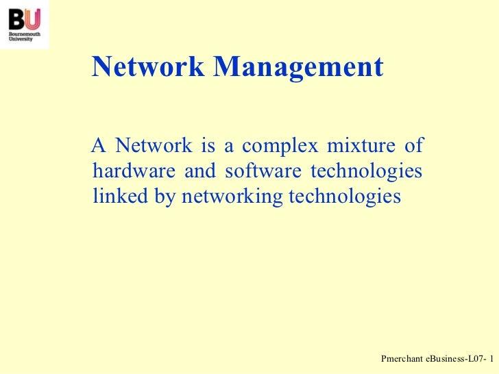 E business solutions l07-netman