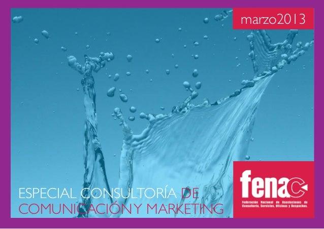 Especial de Comunicacion y Marketing de FNAC