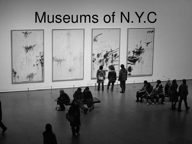 Museums of N.Y.C
