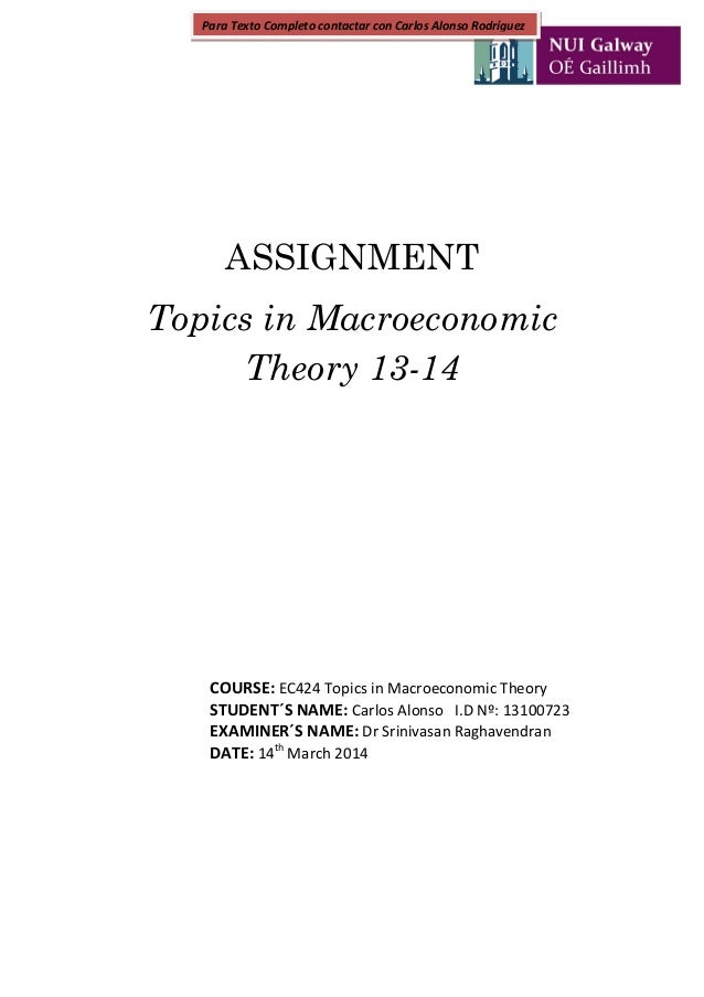macroeconomics essay topics macroeconomics essay topics gxart  macroeconomics essay topics gxart orgessay topics in macroeconomics theoryessay topics in macroeconomics theory the following