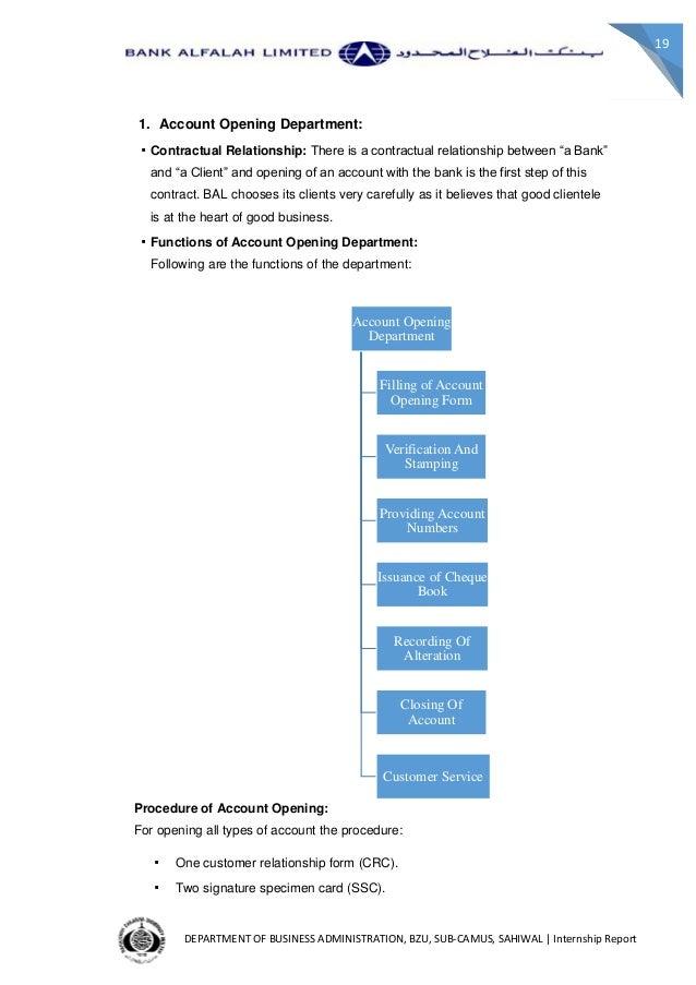 Financial Reports - Bank Alfalah