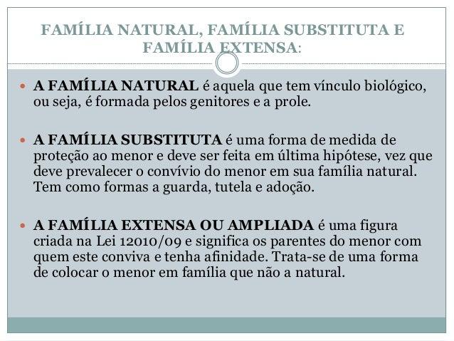 Familia Natural Eca Família Natural Família