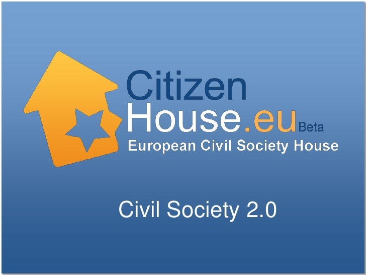 Civil Society 2.0<br />