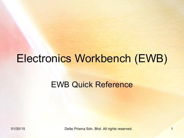 Ecd302 unit 03 (part a)(ewb quick reference)