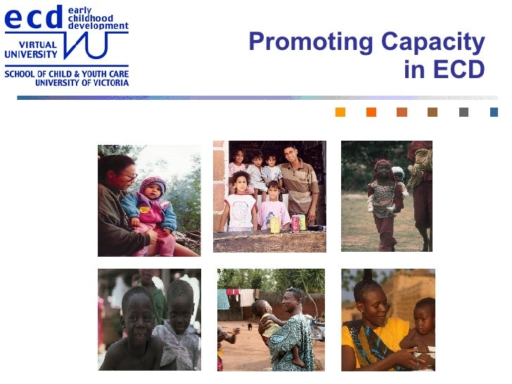Promoting Capacity in ECD
