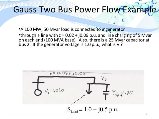 Power Flow Studies - University of Nevada, Las Vegas