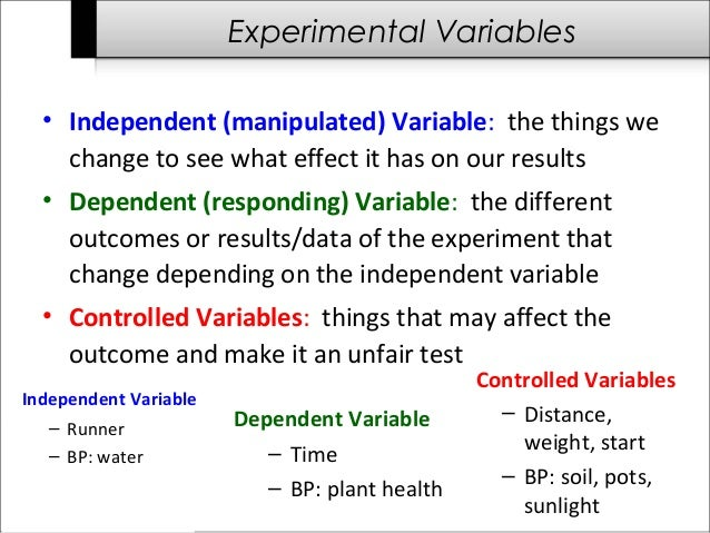 Image Result For Independent Variable Definitiona