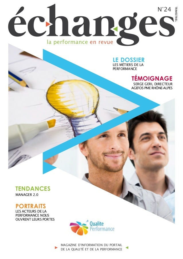 Revue Echanges n°24