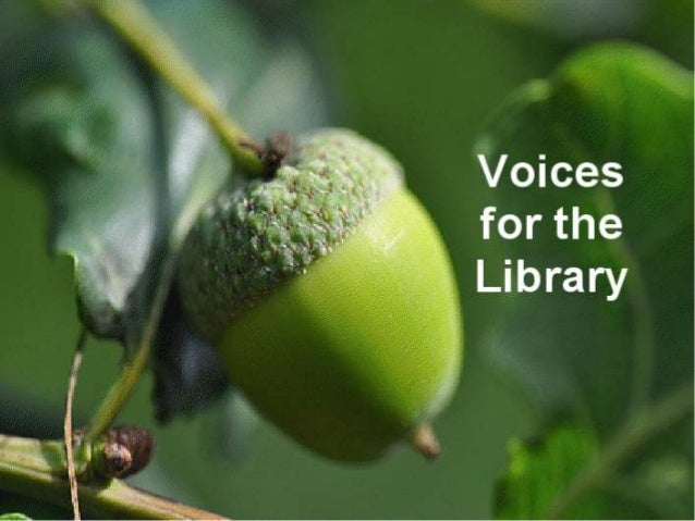 Thanks to the Voices for the Library team Bethan Ruddock, Gary Green, Ian Clark, Johanna Anderson, Katy Wrathall, Lauren S...