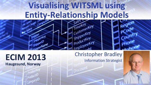 1 Use this layout for text on top of a horizontally striped picture. Visualising WITSML using Entity-Relationship Models C...