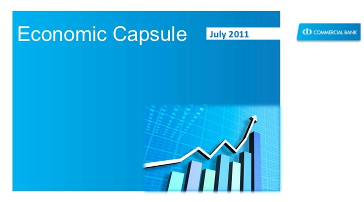 Economic Capsule July 2011