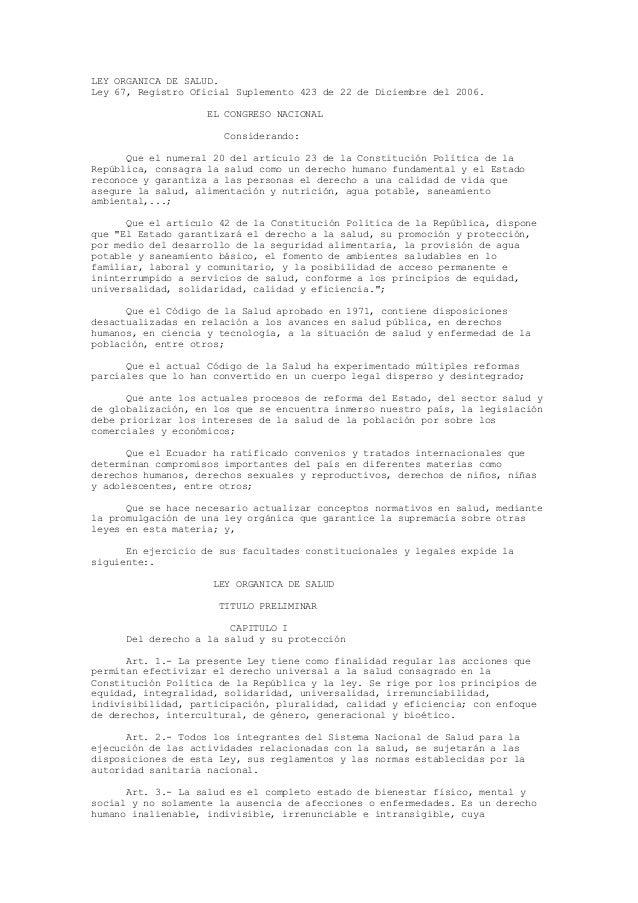 Ec ley organica_de_salud_ecuador