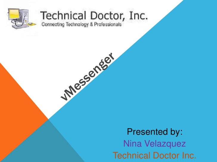 E Clinical Messenger Training by Technical Doctor