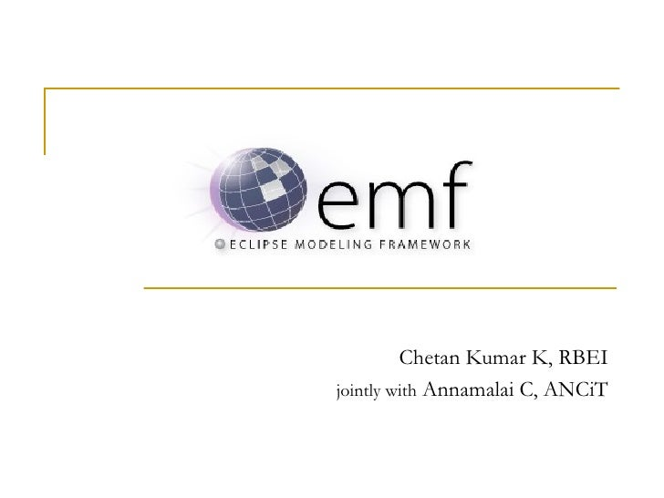 Chetan Kumar K, RBEI jointly with  Annamalai C, ANCiT