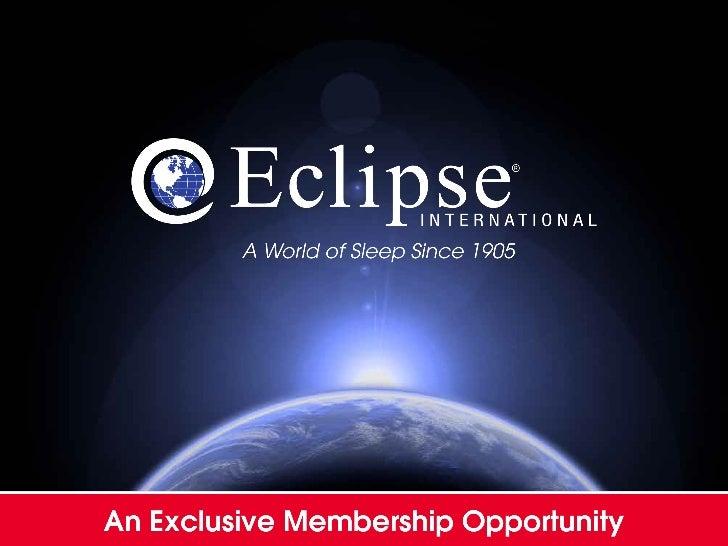 Eclipse Membership 3-13-12