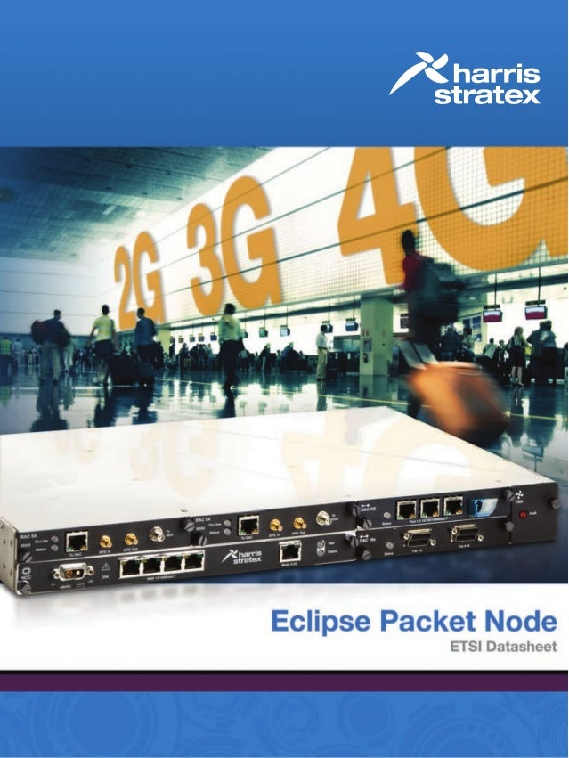 Eclipse packet node datasheet