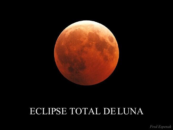 Eclipse Total Luna Lonnie Pacheco Gral