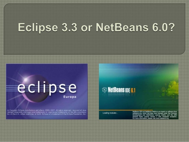 Introduction NetBeans history Installation The editing experience Enterprise tools Plug-ins Final rating