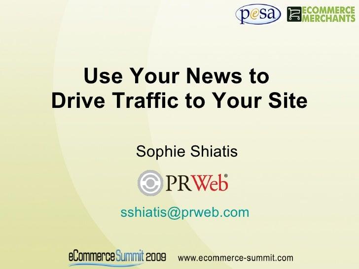 eCommerce Summit Atlanta PRWeb