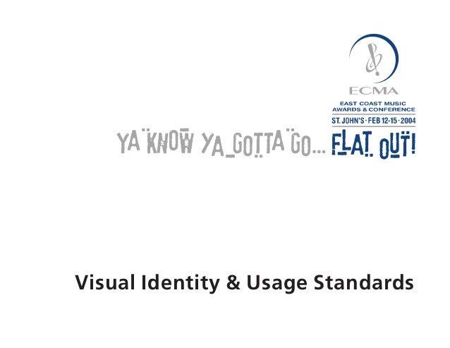 Visual Identity & Usage Standards