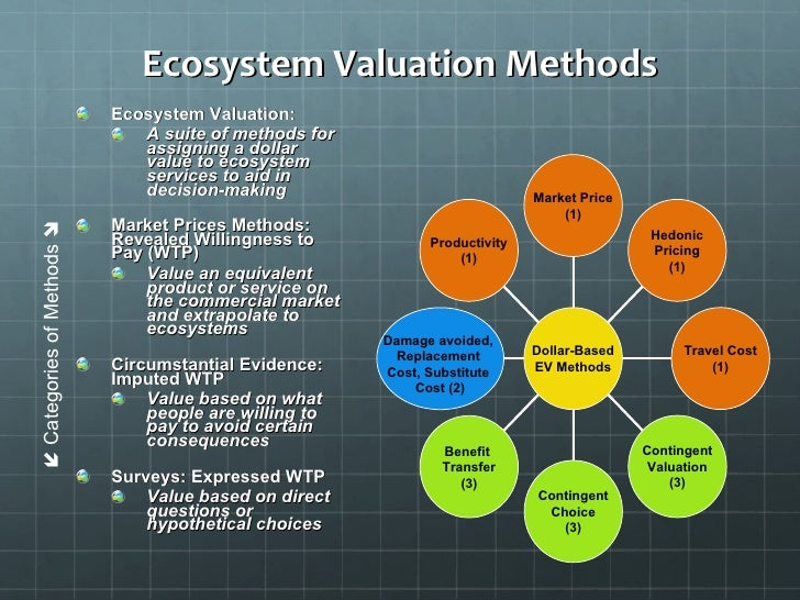 business valuation methodologies