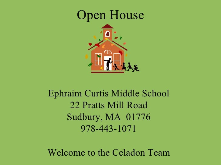 Ecms open house celadon 2010