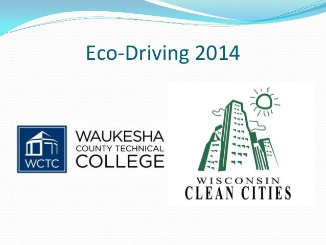 Eco-Driving 2014