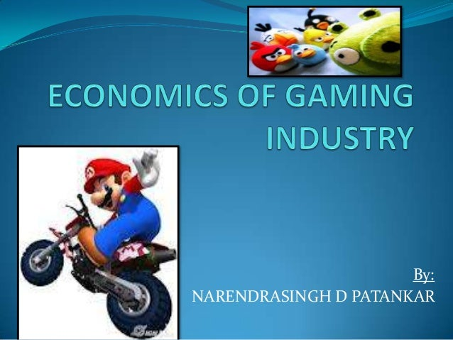 Eco eco. of gaming inc.