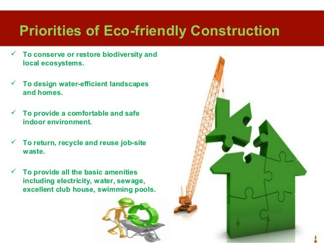 4 priorities of eco friendly benefits eco friendly