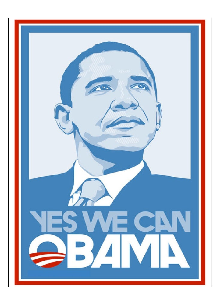 Eco Obama Yes We Can
