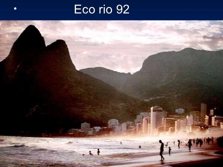 Eco Rio 92