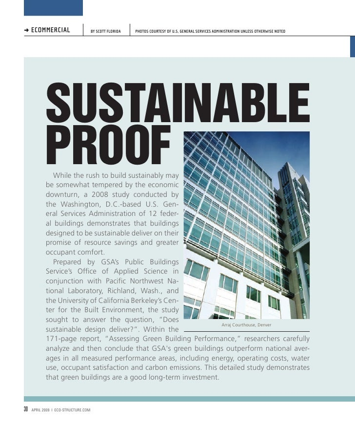 Eco Structure 4 2009