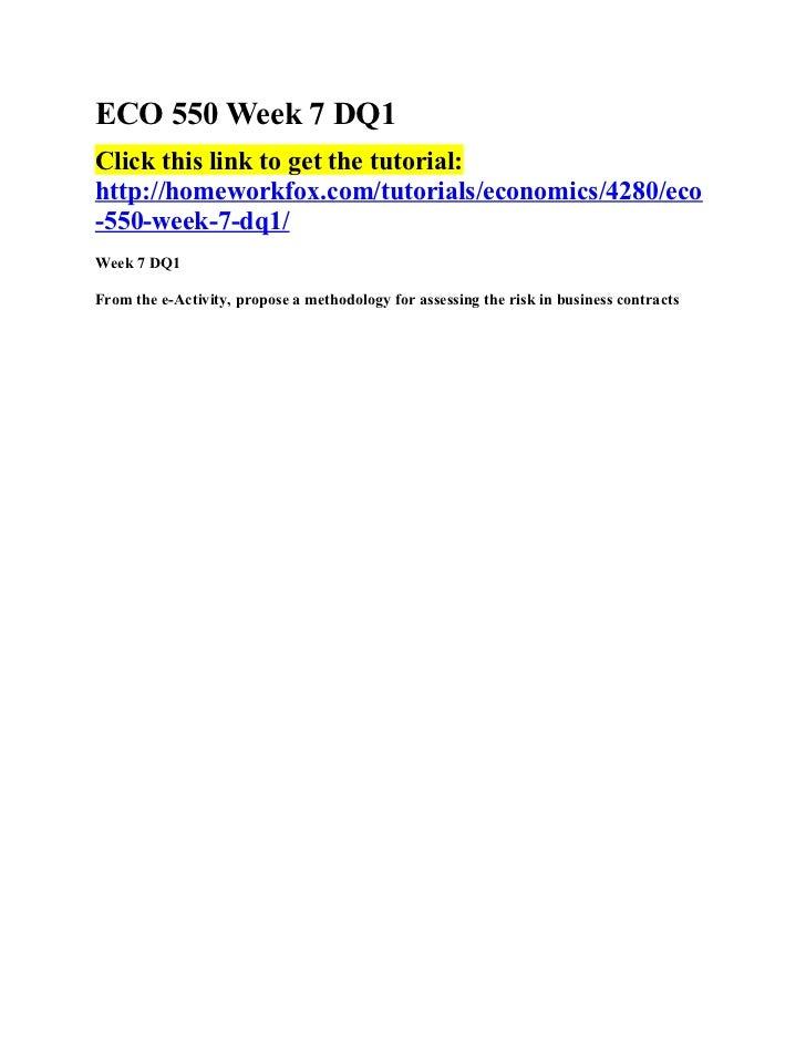 ECO 550 Week 7 DQ1Click this link to get the tutorial:http://homeworkfox.com/tutorials/economics/4280/eco-550-week-7-dq1/W...
