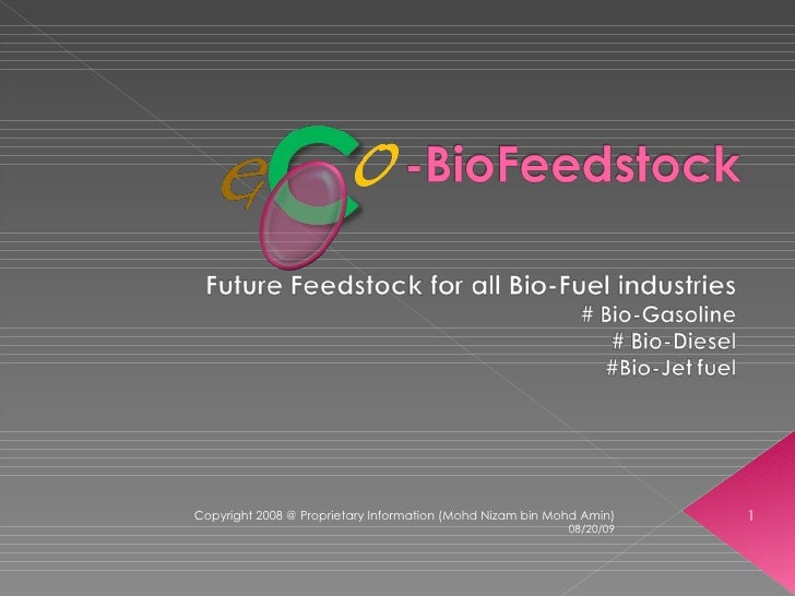 Eco Bio Feedstock (Linkedin.Com)