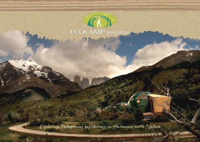 EcoCamp Patagonia online brochure