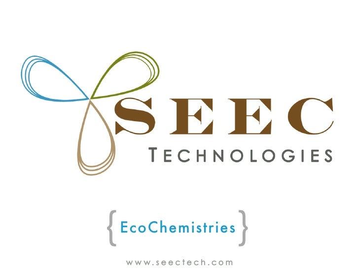 {                } EcoChemistries