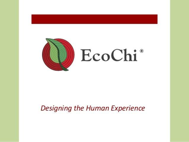 EcoChi Presentation Manhattan Chamber of Commerce