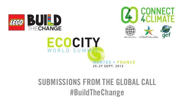 SUBMISSIONS FROM THE GLOBAL CALL #BuildTheChange THECHANGE