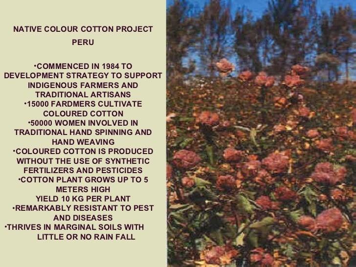 Eco fibres and eco friendly textiles 4