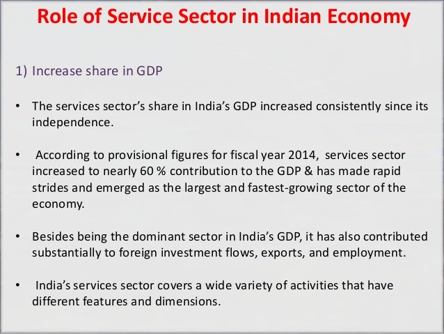 essay on service sector Service sector: service sector also known as tertiary sector consist of following structure: a transport, communications and trade transport, storage, communication.