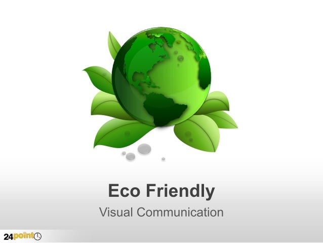 Eco Friendly - PowerPoint Template