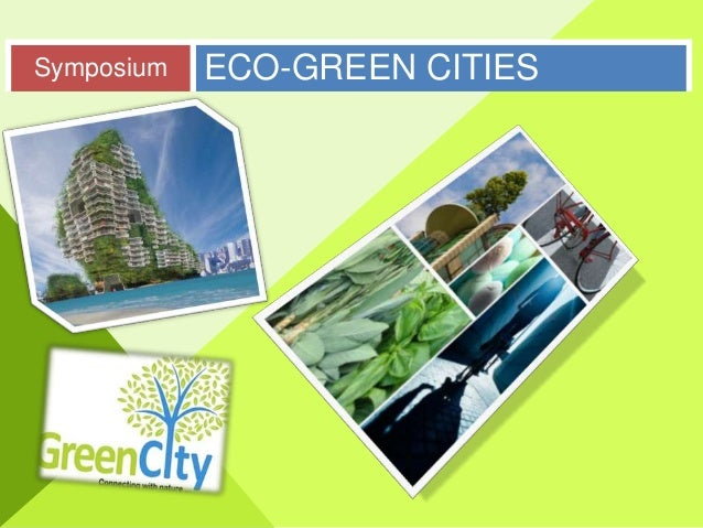 Eco green cities